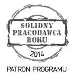 Kontekst HR International Group mecenasem gali Solidny Pracodawca Roku 2014