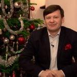 Specjalne życzenia świąteczne składa Robert Bokacki