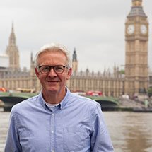 David Huse, OBE