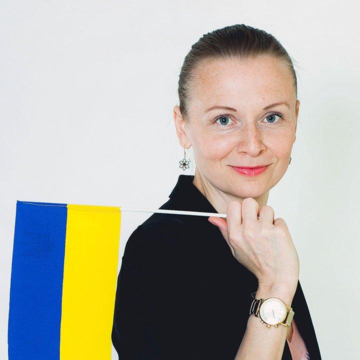 Yulya Kryventseva