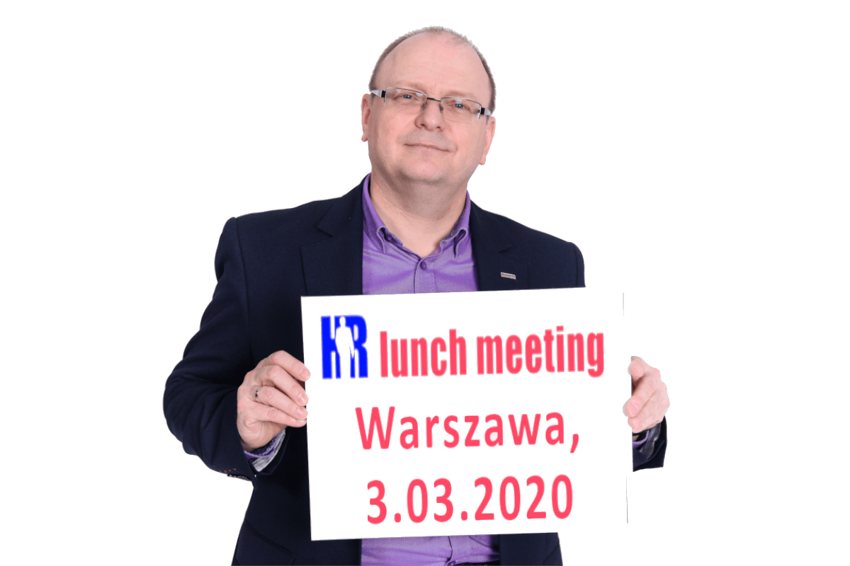 HR lunch meeting Warszawa